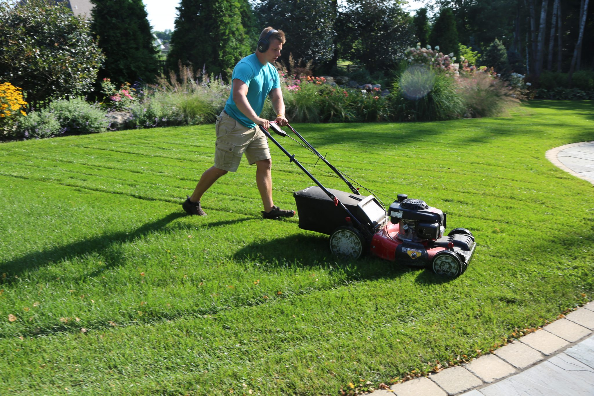 Lawn care in Green Bay