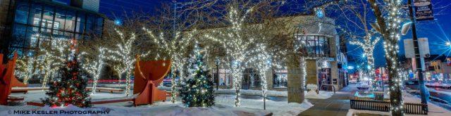Holiday Lighting in Green Bay