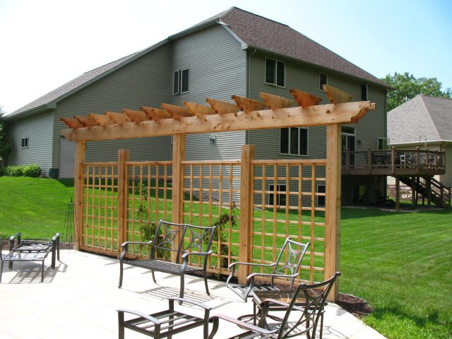 Custom Fence in Green Bay