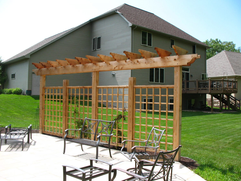 Custom Fence in Green Bay