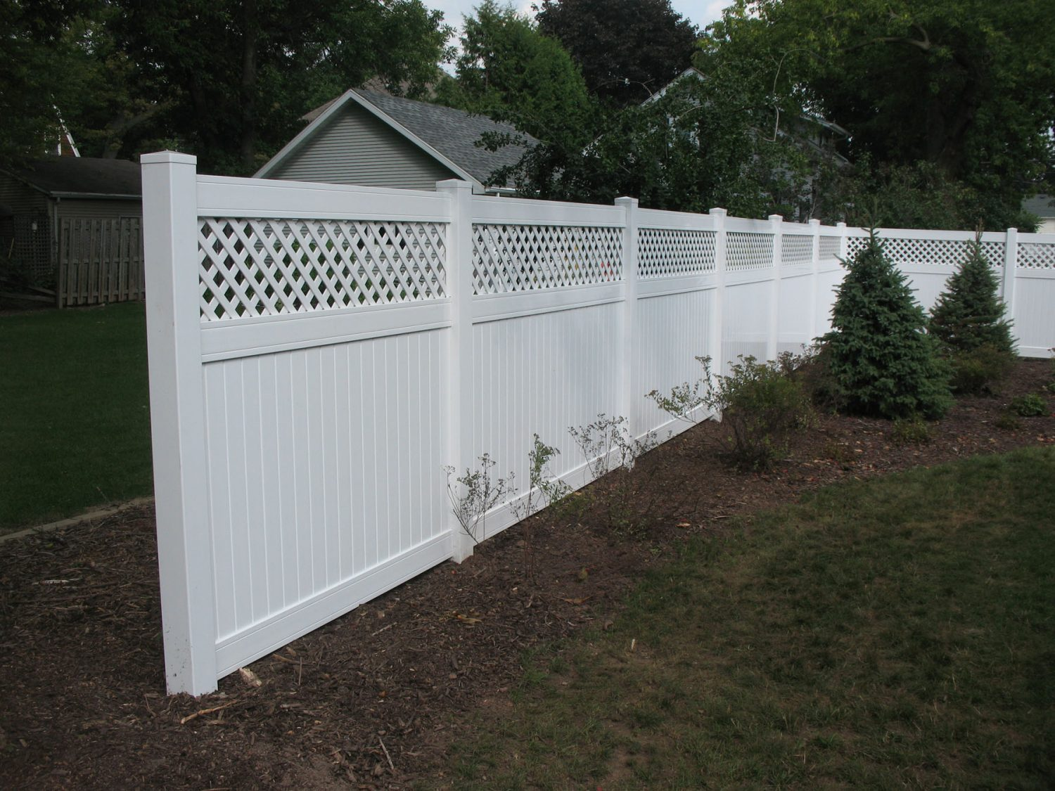 Fence in Green Bay