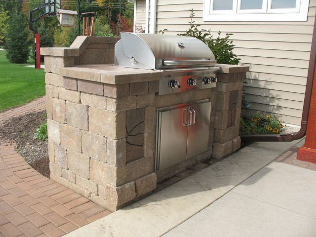 Outdoor Grill in Green Bay