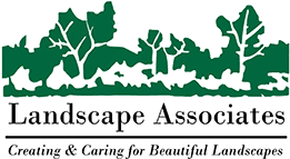 Landscape Associates Sticky Logo