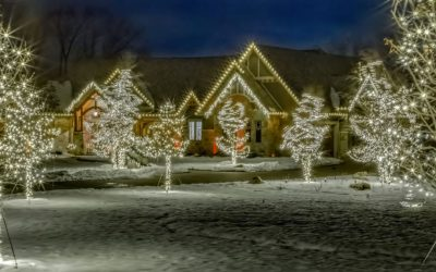 Holiday Lighting for your Landscaping