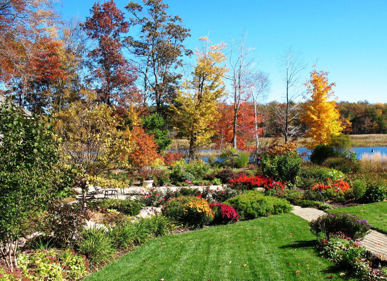 Backyard Landscaping in Northeastern Wisconsin
