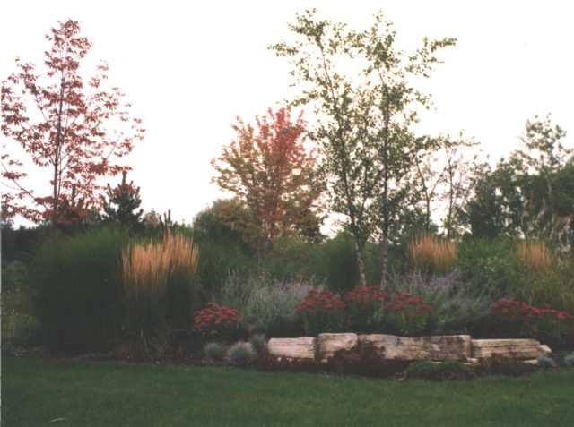 Backyard Landscaping in Green Bay