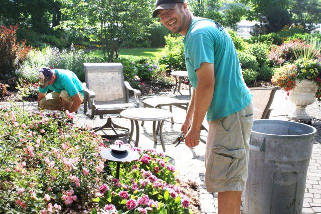 Residential Landscape Maintenance in Pestigo