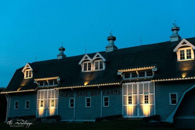 Event Lighting in Door County