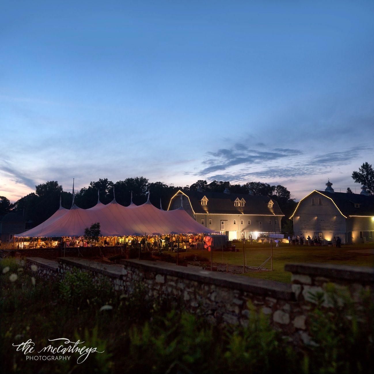 Event Lighting in  Door County