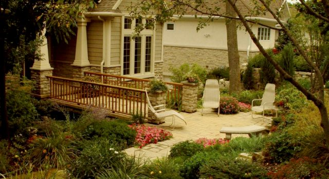 Custom Landscaping Green Bay