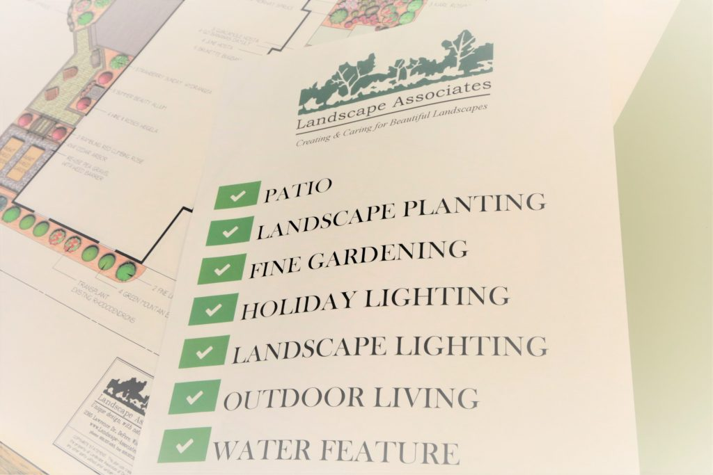 Building your Landscaping Budget Checklist