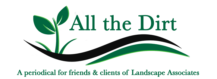 Free landscaping Newsletter from Landscape Associates