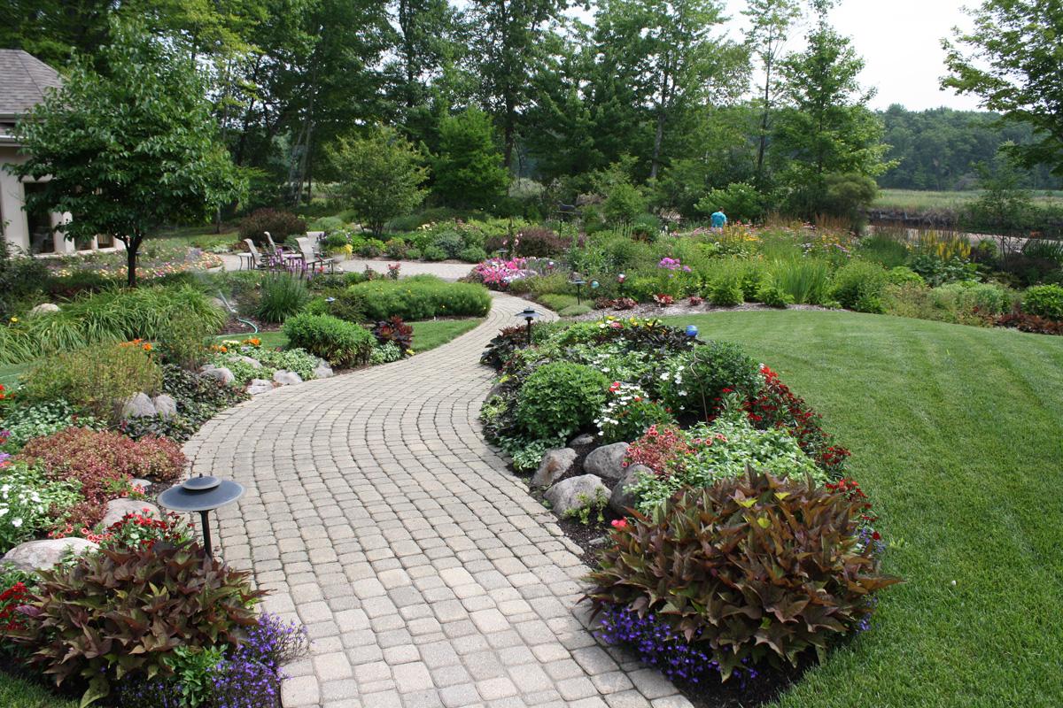 Landscape construction landscape associates for Landscape design associates