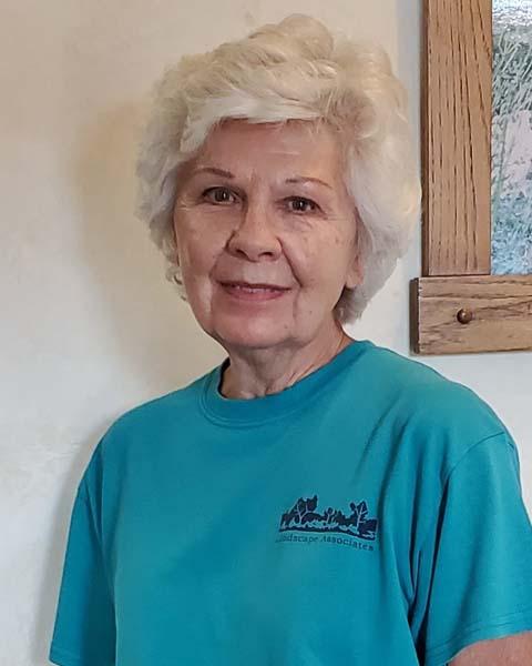 A portrait of Carol Cretton